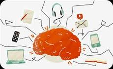 Is Too Much Juggling Causing You Brain Drain? : Multi-tasking non-stop? Anxious when separated from smart device?